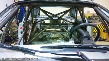 Каркаса безопасности на BMW E36