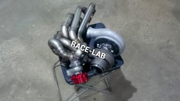 Изготовление коллектора под турбину Holset на BMW М54 3.0