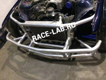 Алюминиевый башбара для BMW E36