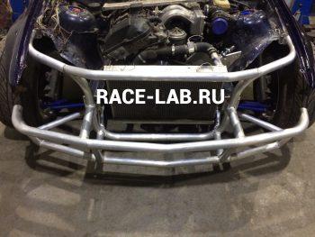 Алюминиевый легкий Bash Bar для BMW E36