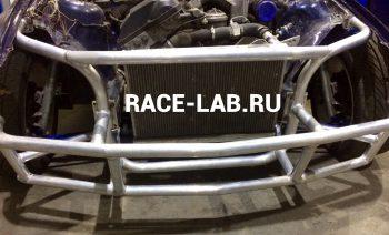 Алюминиевый Bash Bar для BMW E36