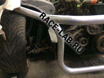 Алюминиевый Bash Bar для Toyota Altezza