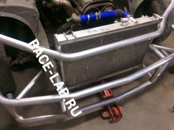 Алюминиевый Bash Bar Башбар для Toyota Altezza