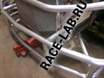Алюминиевый легкий Bash Bar Башбар для Toyota Altezza